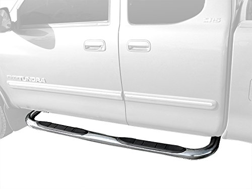 MaxMate Custom Fit 00-06 Toyota Tundra Extended/Ext Cab Stainless Steel 3