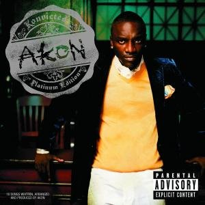 Akon - Konvicted (Platinum Edition) - Zortam Music