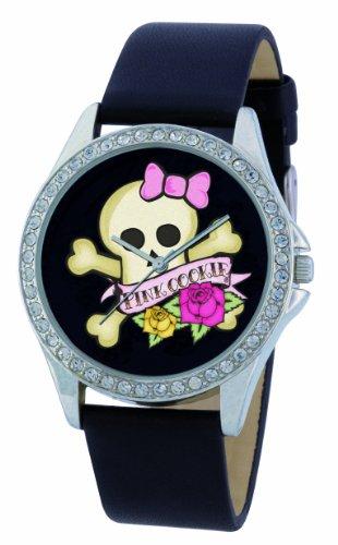 Pink Cookie Ladies Watch PCL-0005  Black Dial