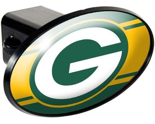 NFL Green Bay Packers Trailer Hitch Cover (Travel Trailer Fan compare prices)