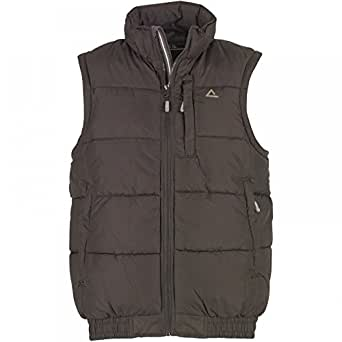 Dare2b Mens Toot Padded Gilet Black - Black - S To Fit Chest 38 (96cm