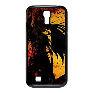The Fashion Cool New Hot Anime Bleach printed pattern for Samsung Galaxy S4 i9500 hard Case Popular plastic slim durable cover Bumper creative gift ultrathin dirtproof shock-proof Premium Quality Limited Edition by iDesign Studio