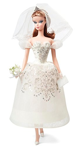 Barbie Collector Bmfc Wedding Gown Barbie Doll