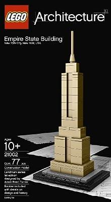 LEGO Architecture Empire State Building (21002)