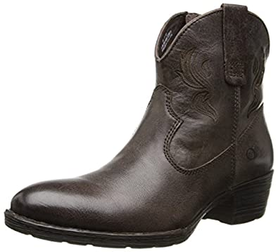Born Women's Riven Boot 6 B(M) US Ebony