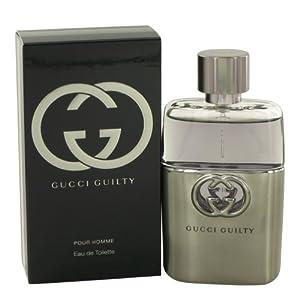 Gucci Guilty by Gucci, Eau De Toilette Spray 1.7 oz, Men