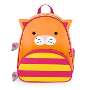 Skip Hop Zoo Cat Pack Little Kid Backpack