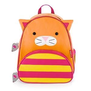 Skip Hop Zoo Cat Pack Little Kid Backpack