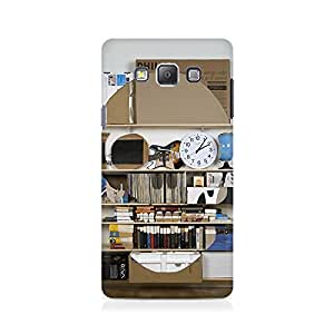 Mobicture Skull Abstract Premium Printed Case For Samsung Grand Prime 5308