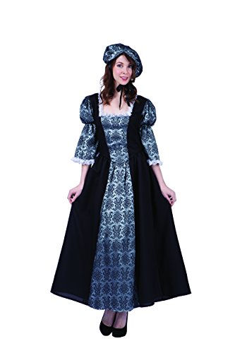 RG Costumes Women's Colonial Lady Charlotte