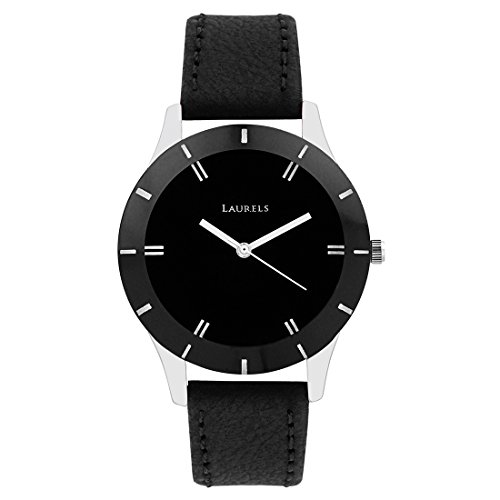 Laurels Colors 11 analog Black Dial Women's Watch (Lo-Colors-1001)