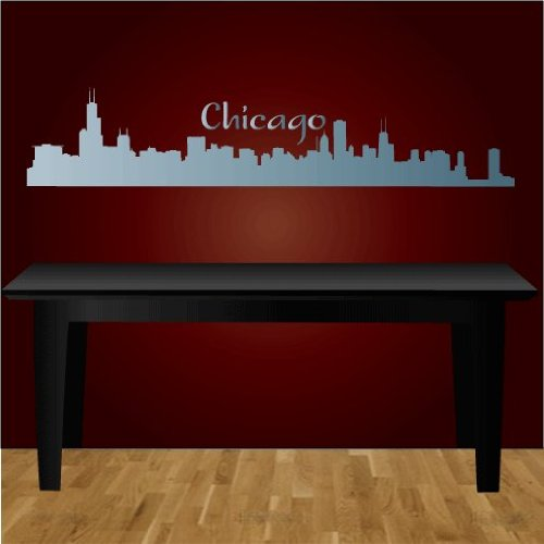 new york skyline wallpaper for walls. new york wallpaper Chicago