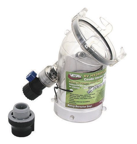 Valterra F02-4100 45 Degree Hydroflush With Removable Anti-siphon Valve (Rv Sewer Clear compare prices)