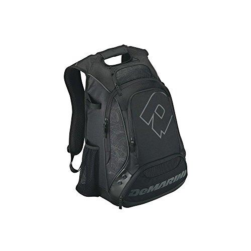 DeMarini  NVS Baseball/Softball Backpack, Black