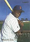 1997 Fleer Baseball #512 David Ortiz Rookie Card