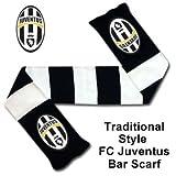 Acquista FC Juventus - Sciarpa con stemma della squadra