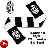 FC Juventus - Sciarpa con stemma della squadra