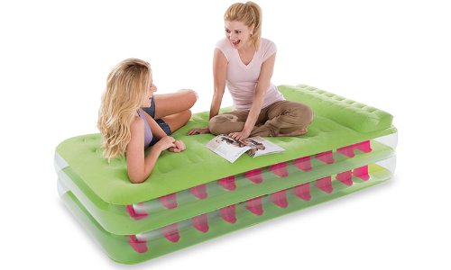 Intex Recreation Take Along Twin Airbed front-1055202
