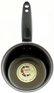 Milk Pan, 14cm Non Stick Saucepan, Classic Collection, with Teflon(R) Non-Stick