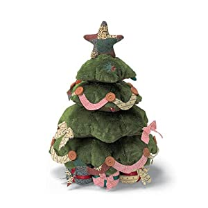 #!Cheap Gund Fun Countdown to Christmas Rotating Tree