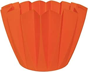 Umtopf Adonis 14 cm mango (orange)