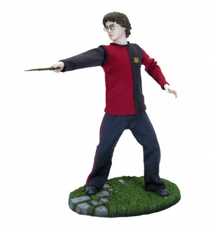 Picture of Gentle Giant Harry Potter Gallery Collection Statue by Gentle Giant (PreOrder) Figure (B003OAM722) (Harry Potter Action Figures)