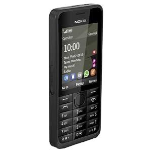 Nokia 301 ohne Vertrag schwarz