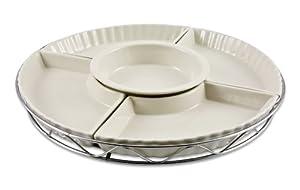 Godinger Ceramic Lazy Susan