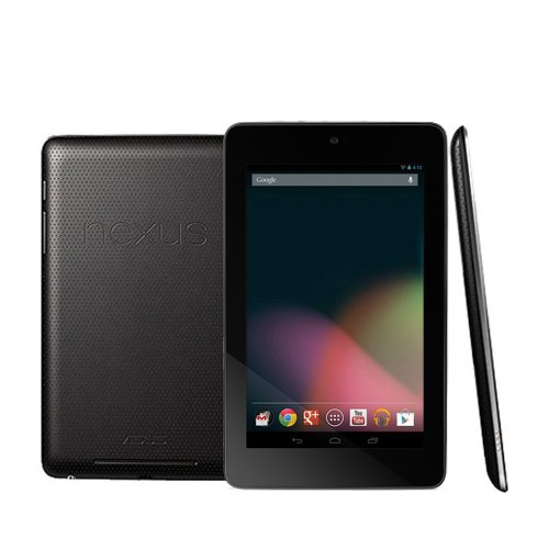 ASUS Google Nexus 7 Tablet (7-Inch, 16GB) 2012 Model