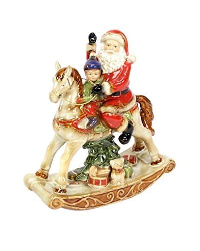 Figura Decorativa Papa Noel