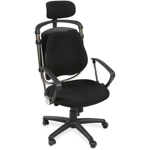 Balt Posture Perfect Chair, 26-Inch by 21-Inch by 44-Inch, Black (Dcor Design Tub Chair compare prices)