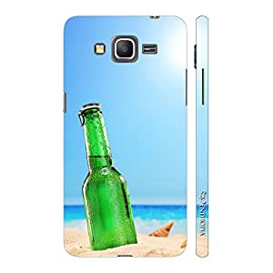 Enthopia Designer Hardshell Case Some Beer on the Beach Back Cover for Samsung Galaxy J7