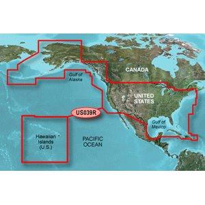 GARMIN BLUECHART G2 HXUS039R US G2 (ENTIRE US) MICROSD &