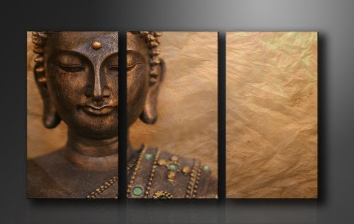 Picture - art on canvas buddha length 63