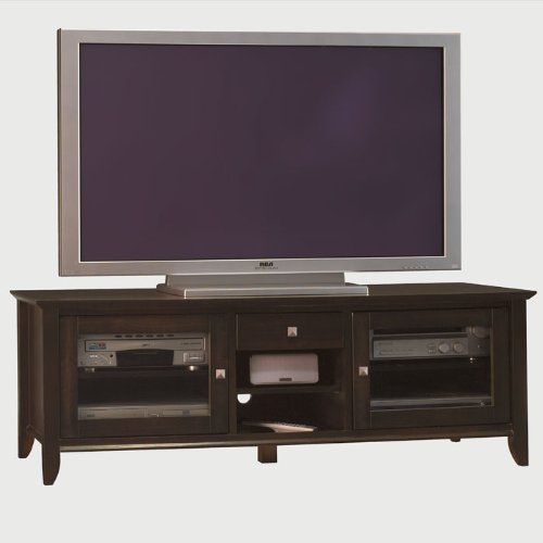 Cheap Mocha Cherry Widescreen TV Stand (VS05850-03)
