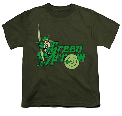 DC Green Arrow Aim Youth T-Shirt