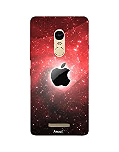 AANADI - Hard Back Case Cover for Xiaomi Redmi Note 3 - Superior Matte Finish - HD Printed Cases and Covers