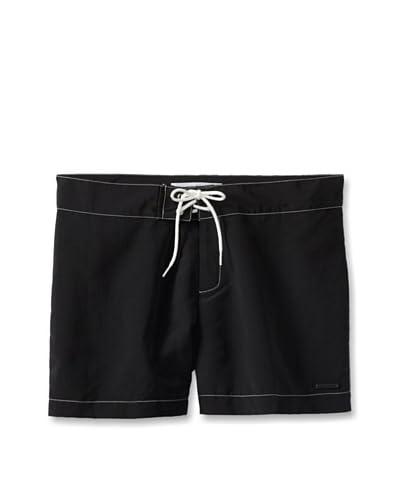 Parke & Ronen Men's Boardshorts  [Black]