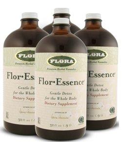 Amazon.com: Flora Flor-Essence Tea Cleanse 32 Oz - Pack of