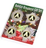 Appalachian State Christmas Ornament Gift Pack