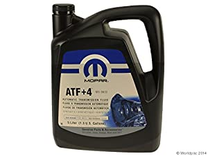 Mopar Automatic Transmission Fluid, 1 Gallon by Mopar