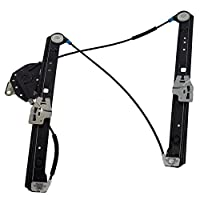 Drivers Front Power Window Lift Regulator Replacement For Bmw 51337020659