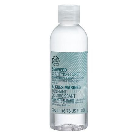 Body Shop Seaweed Clarifying Toner