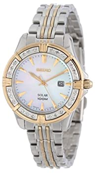 Seiko Women's SUT072 Dress-Solar Classic Watch