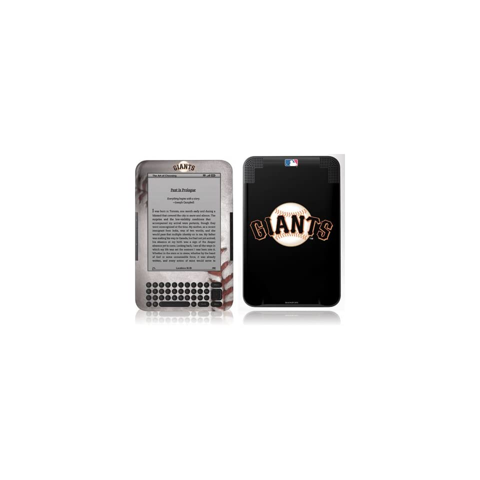 San Francisco Giants Game Ball skin for  Kindle 3