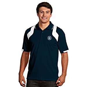 Seattle Mariners Fusion Polo (Team Color) by Antigua