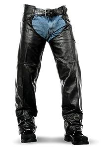 Interstate Leather Basic Unisex Chap (XX-Large)