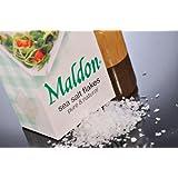 Maldon Sea Salt Flakes, 8.5 ounce Box (Pack of 4)