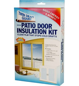 Indoor Window Insulation Kit Block Cold Drafts