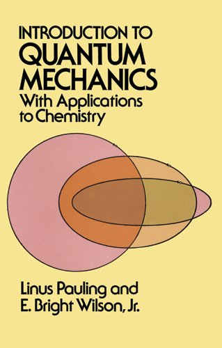 Introduction To Quantum Mechanics With Applications To Chemistry (Dover Books On Physics) front-1016215